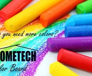 رنگها در محیط های آموزشی